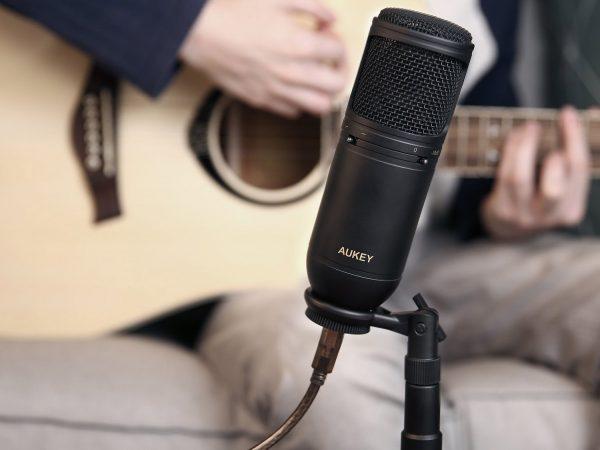 Microphone Condensateur Aukey Mi U2 (2)