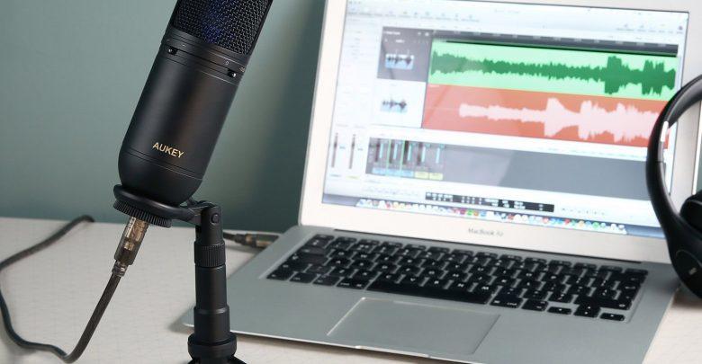 Microphone Condensateur Aukey Mi U2 (3)