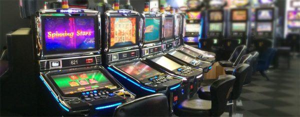 Casino Interactif