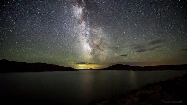 Dakota Wyoming Time Lapse 8k
