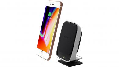 Support Voiture Magnetique Android Iottie Chargeur Sans Fil Rapide (1)