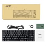 Decouverte Clavier Mecanique Gamer Aukey Km G9 (6)
