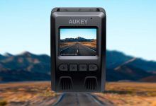 Photo of Découverte de la Dashcam AUKEY DR02