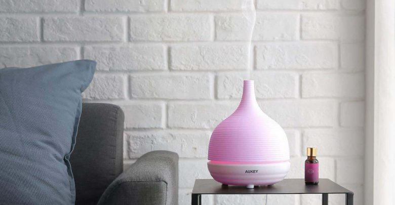 Diffuseur Huiles Essentielles Aukey Be A5 (7)