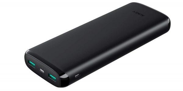 Batterie Externe 20 000mah Aukey Pb N65 (7)