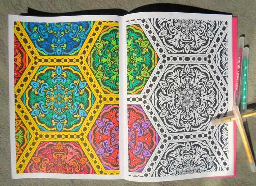 Cahiers De Coloriage Un Veritable Succes