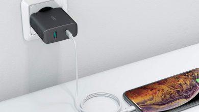 Photo of Découverte du chargeur secteur USB 56,5W  AUKEY PA-Y10