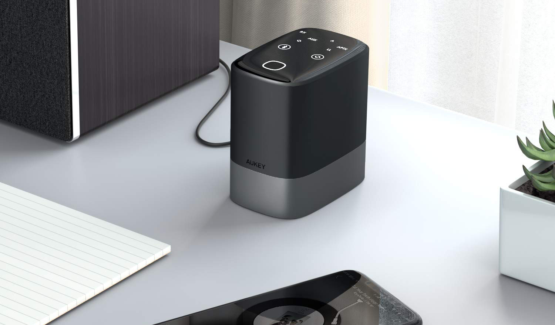 Emetteur Recepteur Bluetooth 5 0 Aukey Br O8 (6)