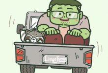 Photo of Des illustrations drôles par Limgo James sur Avengers : Endgame