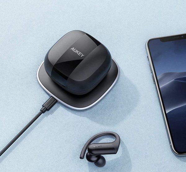 Decouverte Ecouteurs Bluetooth Aukey Ep T32 (2)