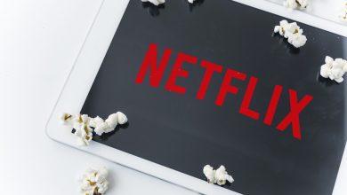 Logo Netflix Sur Ipad