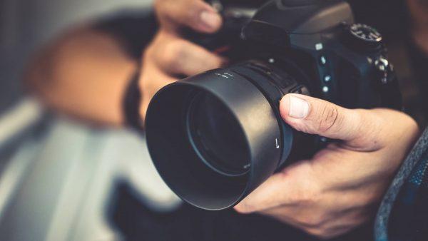 matériel photographe